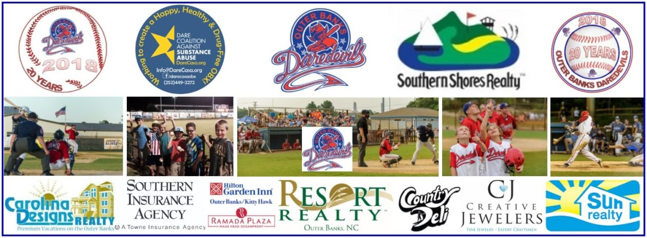 OUTER BANKS DAREDEVILS BASEBALL